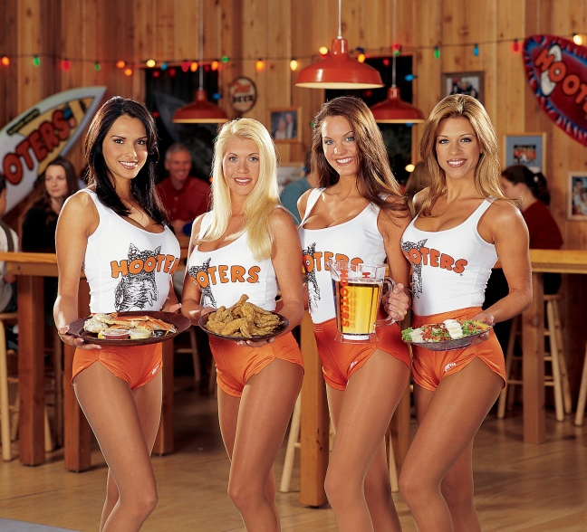 Five Days in LA_Hooters