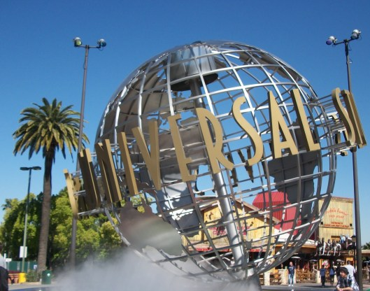 Five Days in Los Angeles_Universal Studios